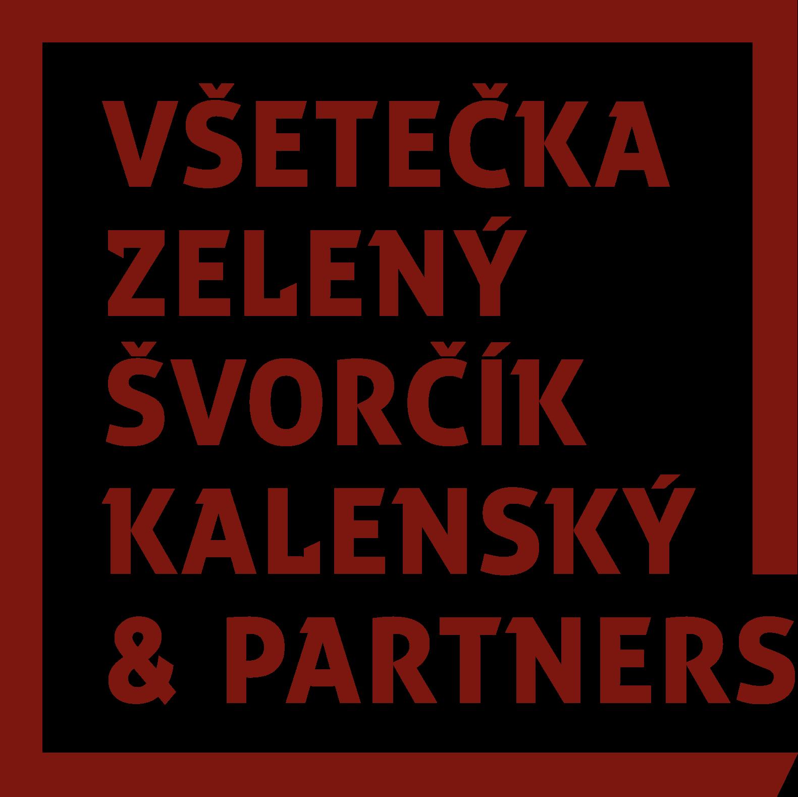 Všetečka Zelený Švorčík Kalenský a partneři